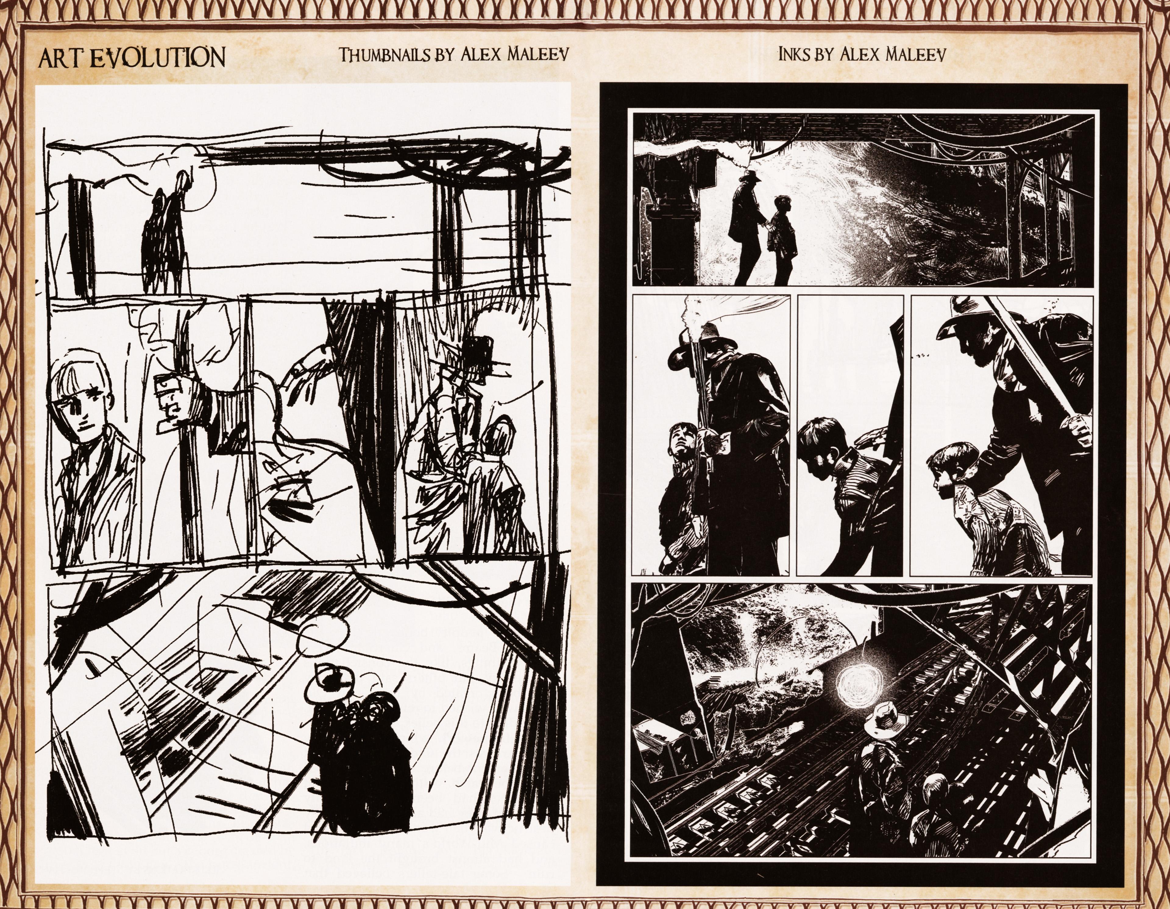 Read online Dark Tower: The Gunslinger - The Man in Black comic -  Issue #2 - 27
