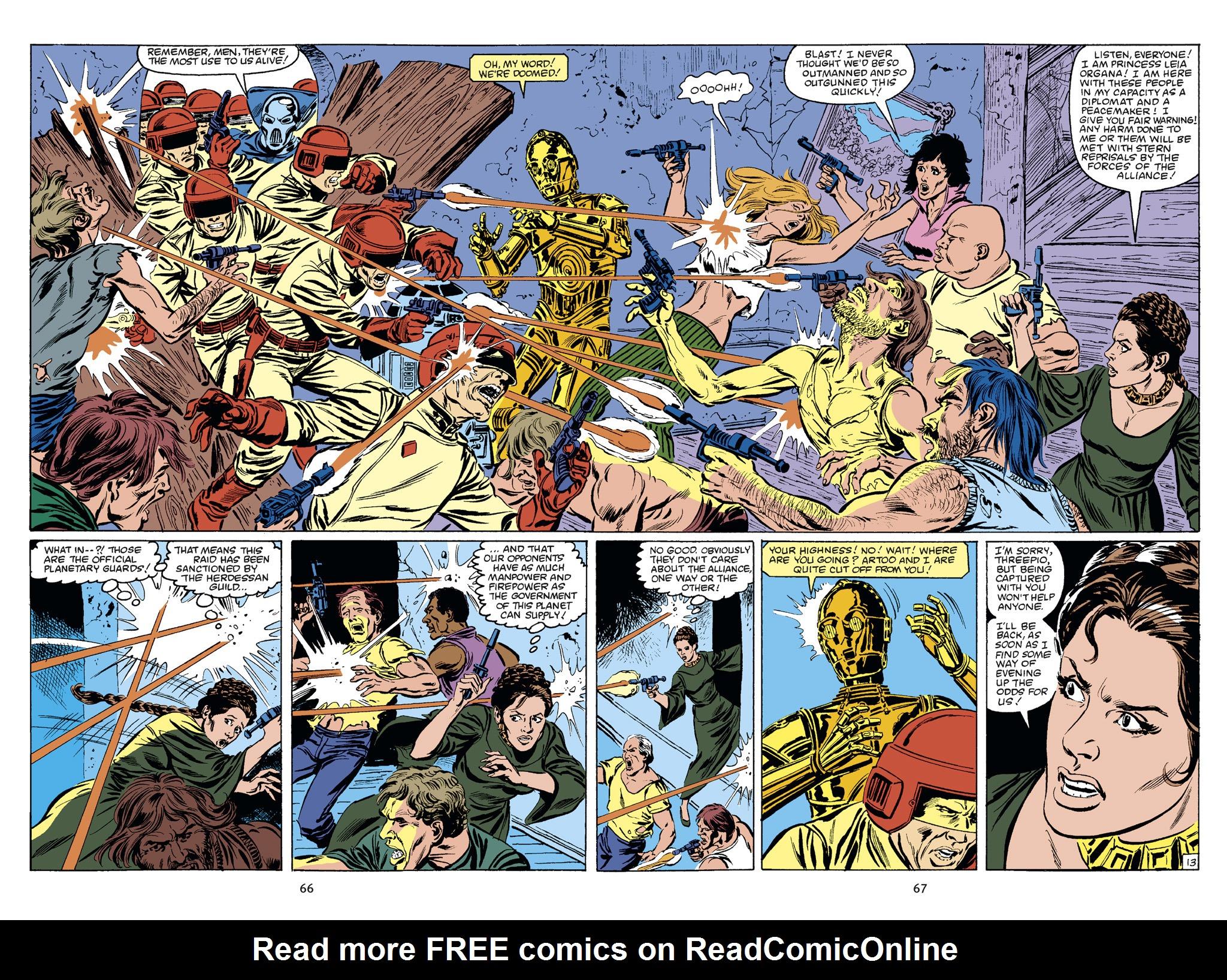 Read online Star Wars Omnibus comic -  Issue # Vol. 21 - 63