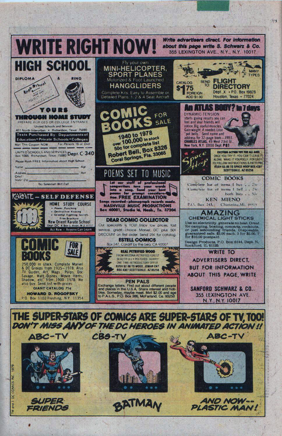 Read online Adventure Comics (1938) comic -  Issue #470 - 23