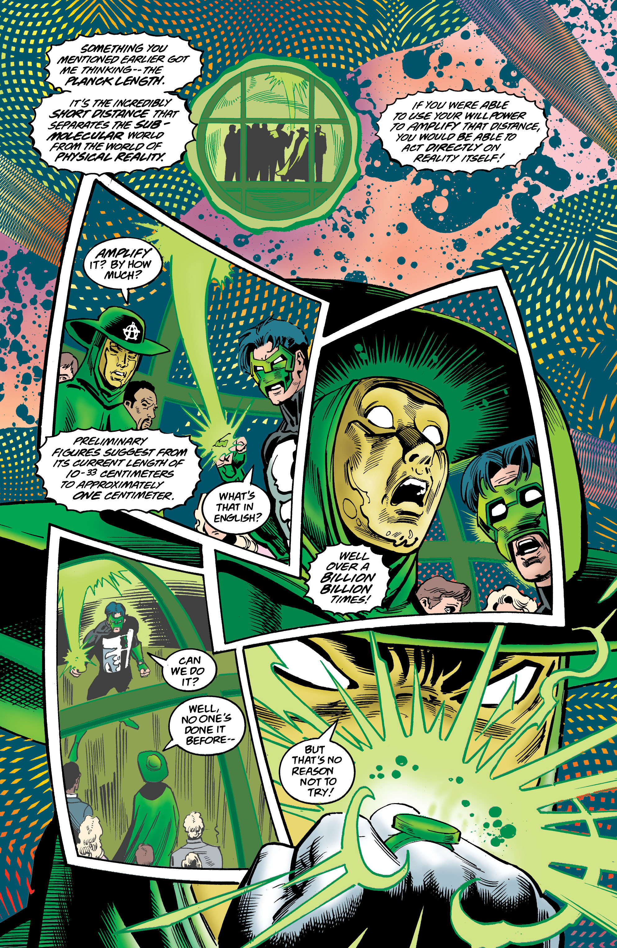 Read online Anarky (1999) comic -  Issue #3 - 14