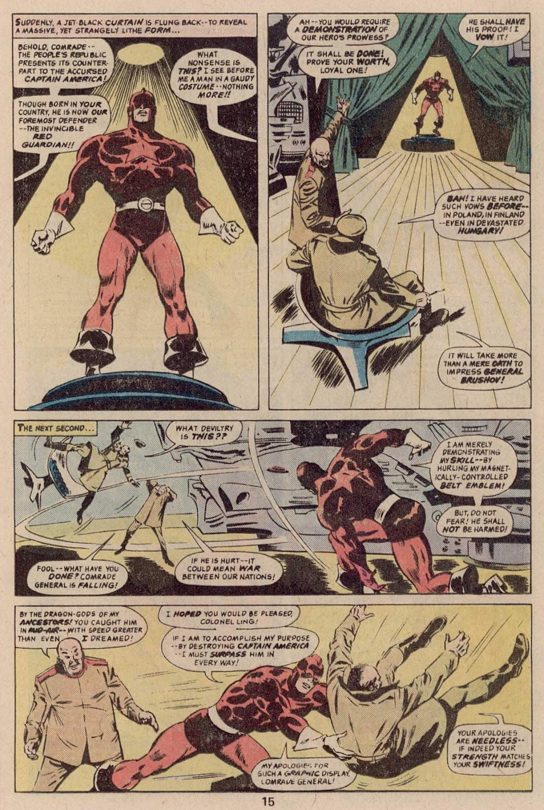 Marvel Triple Action (1972) issue 35 - Page 17