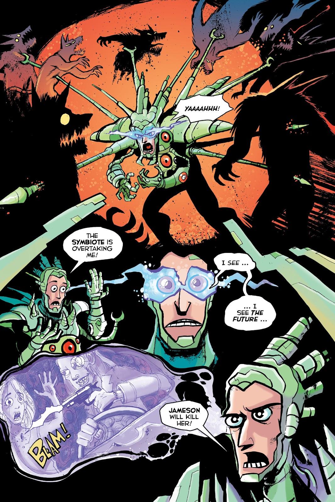 Read online Creature Tech (2019) comic -  Issue # TPB (Part 2) - 63