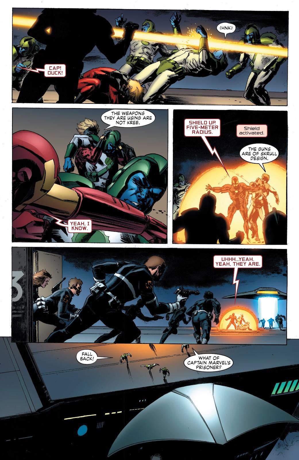 Read online Secret Invasion: Rise of the Skrulls comic -  Issue # TPB (Part 4) - 8
