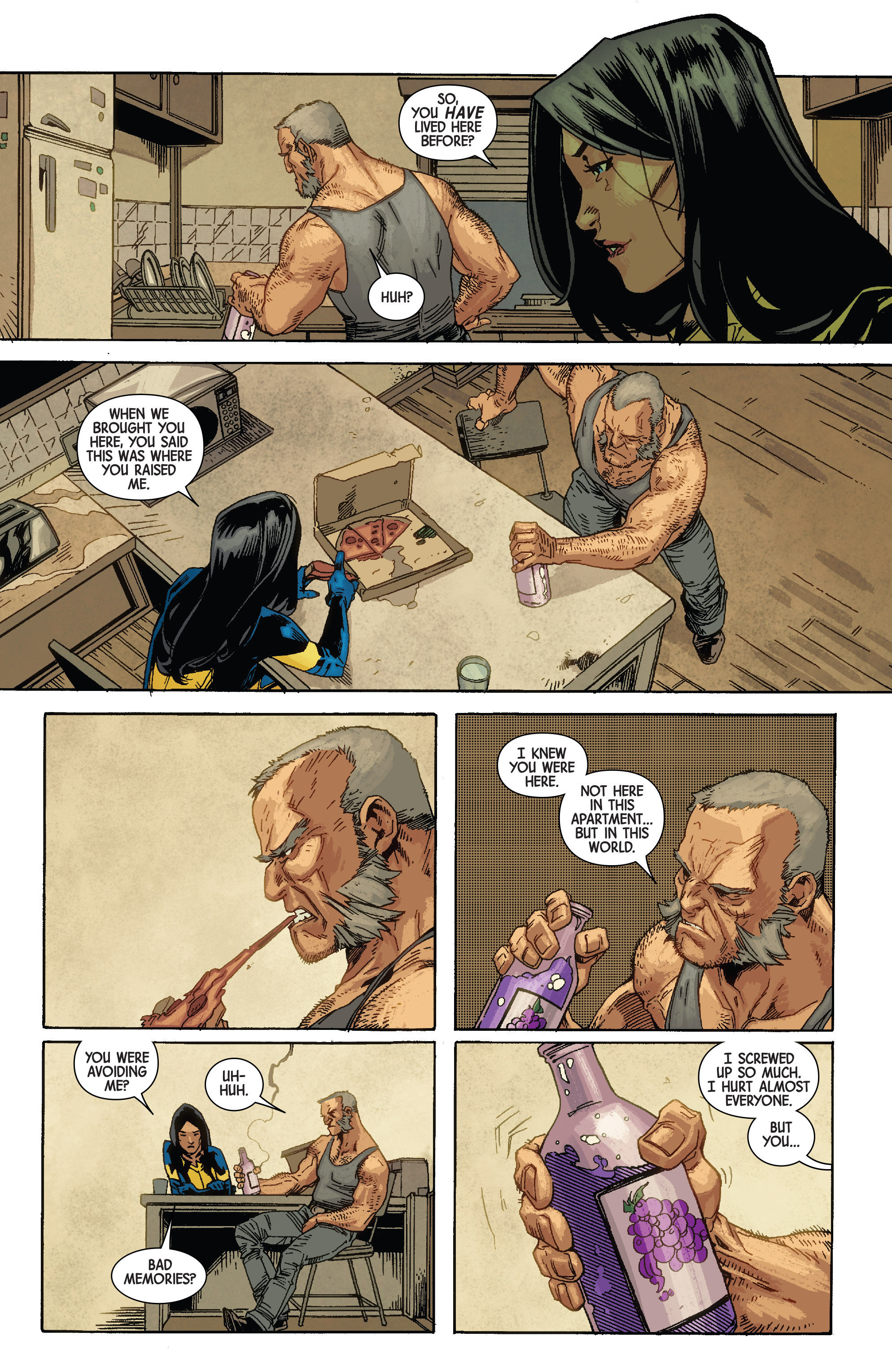 Read online All-New Wolverine (2016) comic -  Issue #10 - 26