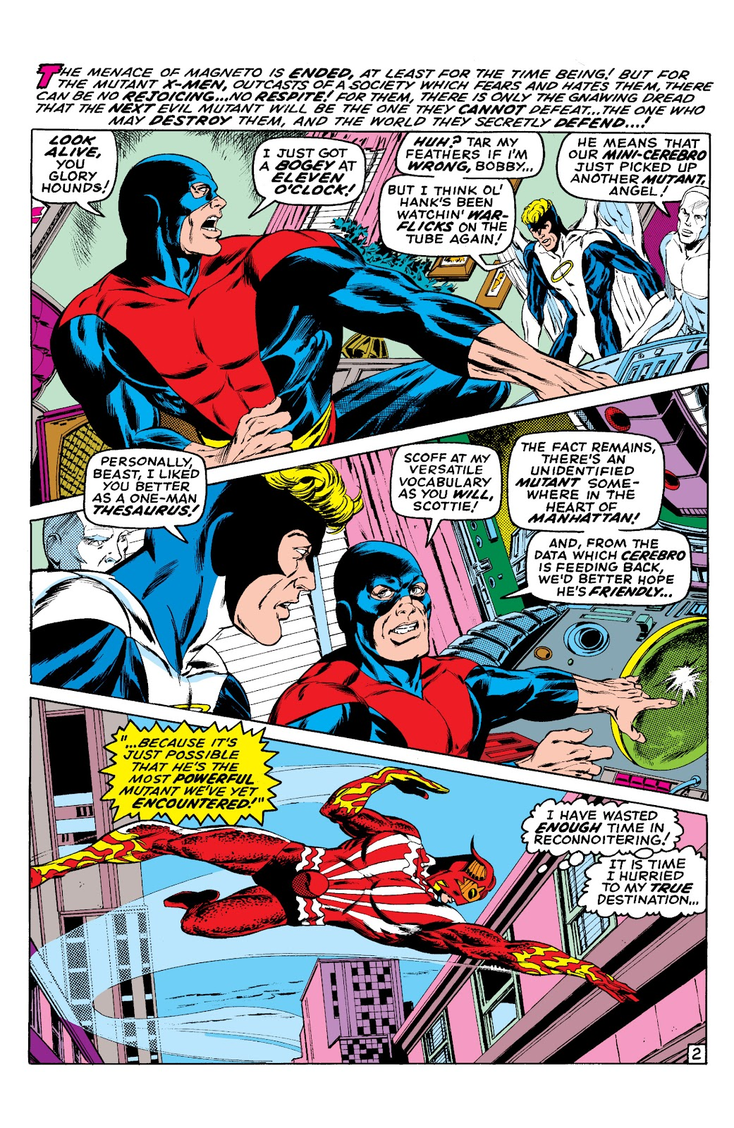 Uncanny X-Men (1963) issue 64 - Page 3