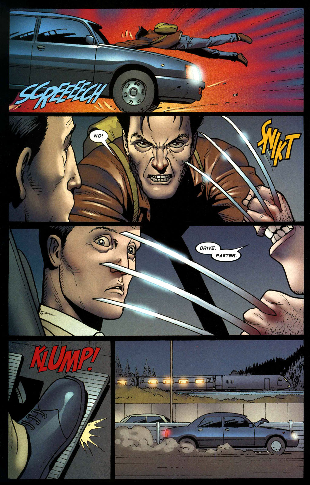 Read online Wolverine: Origins comic -  Issue #12 - 22