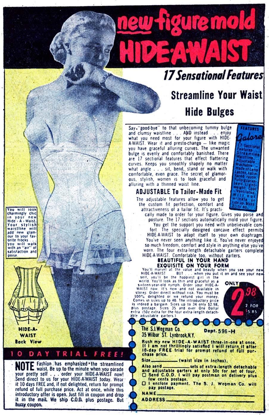 Love Romances (1949) issue 52 - Page 13