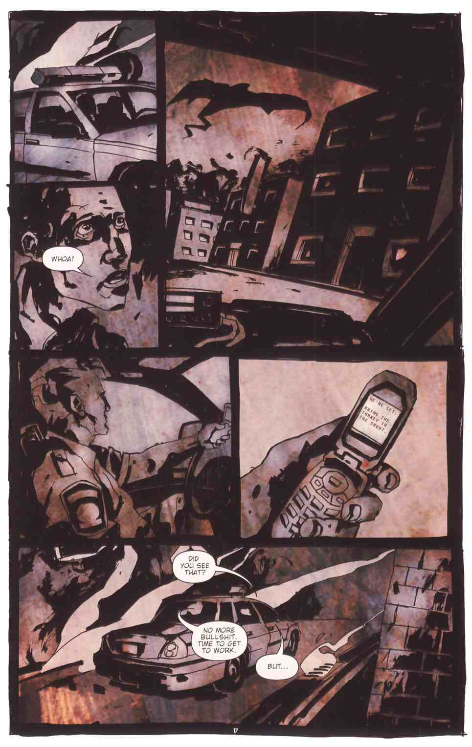 Read online Silent Hill: The Grinning Man comic -  Issue # Full - 19