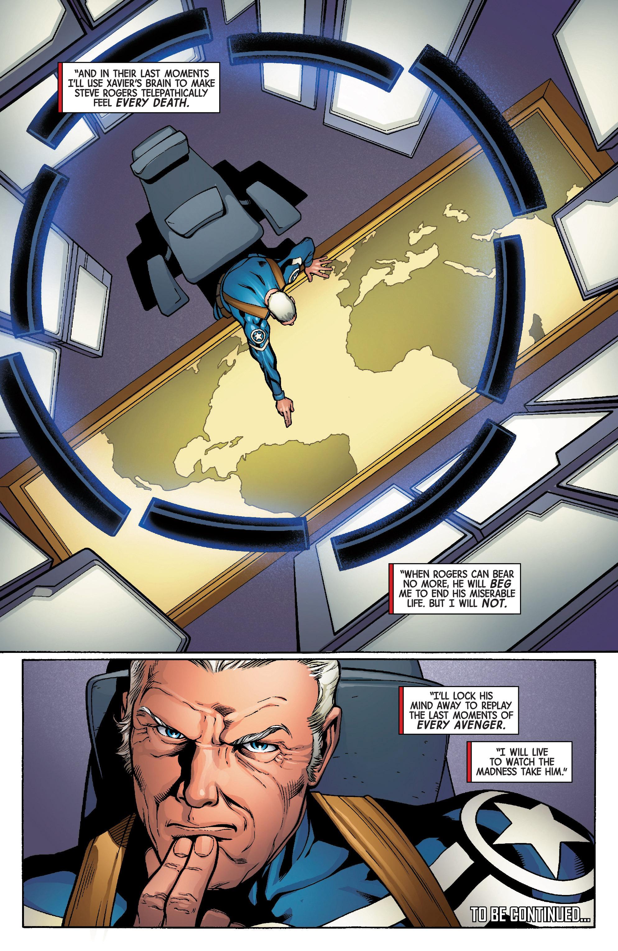 Read online Uncanny Avengers [II] comic -  Issue #5 - 22