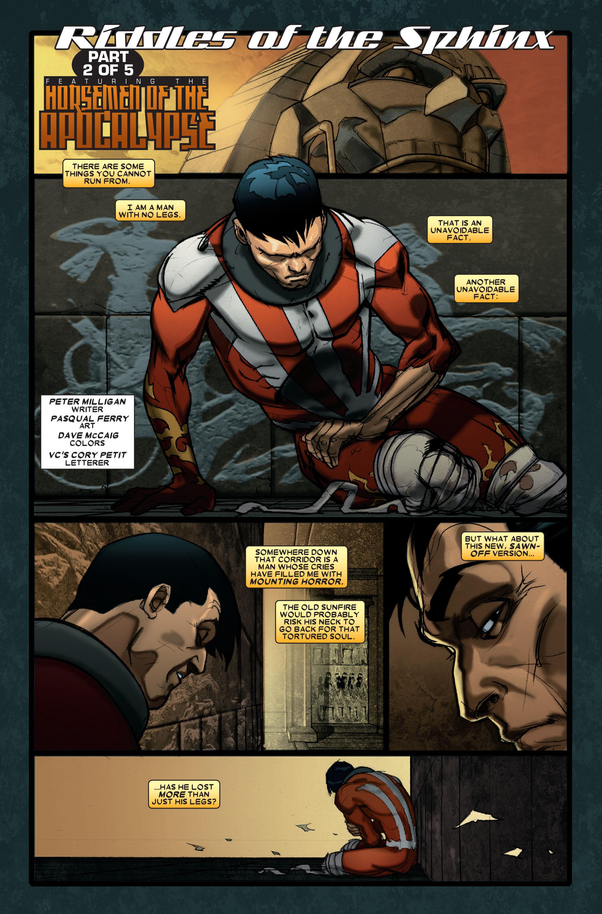 X-Men (1991) 183 Page 22