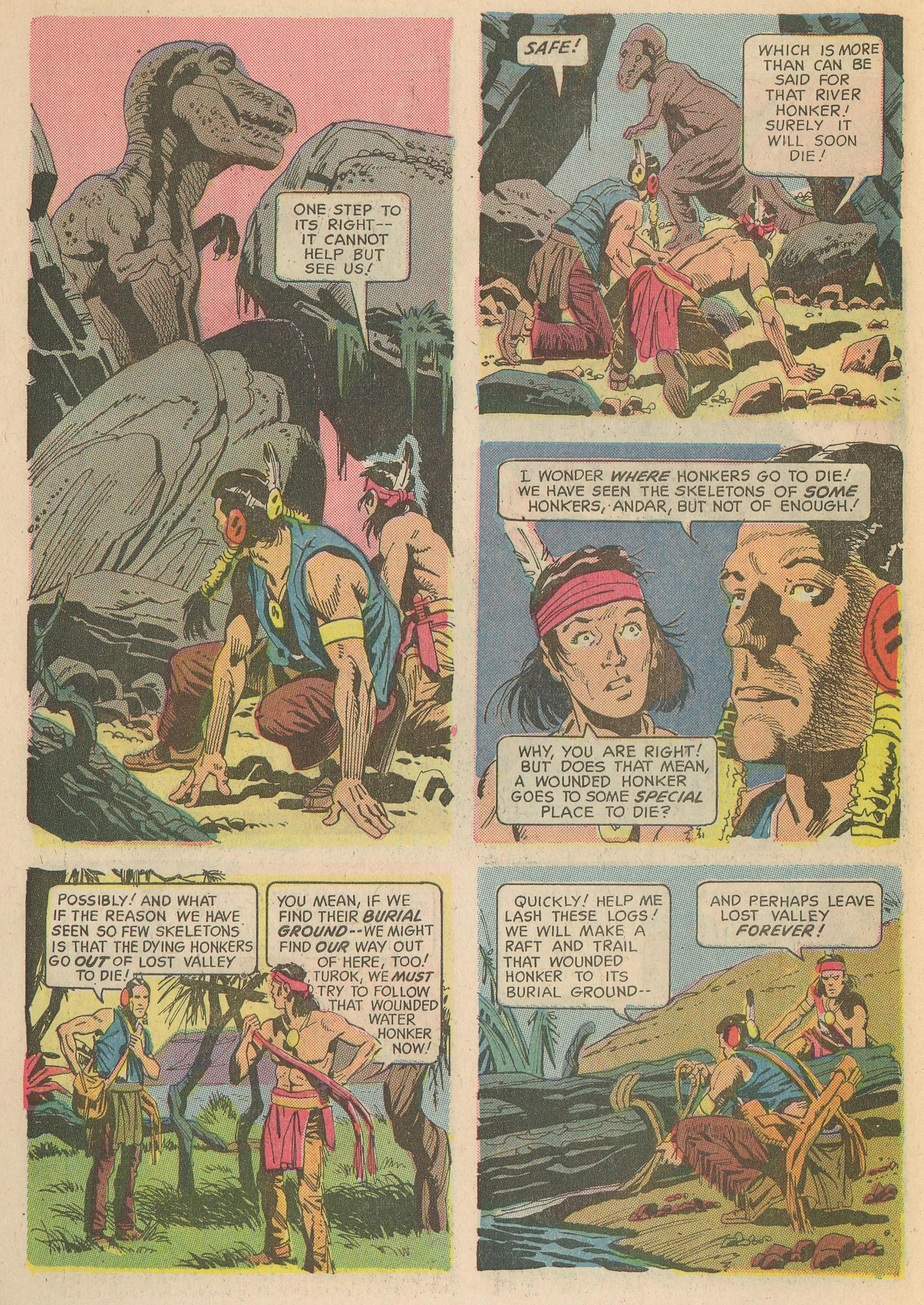 Read online Turok, Son of Stone comic -  Issue #65 - 6