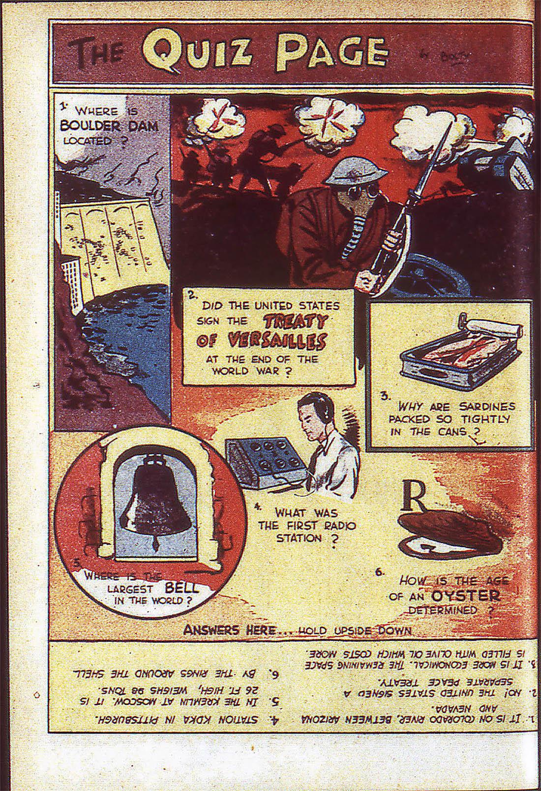 Read online Adventure Comics (1938) comic -  Issue #59 - 19
