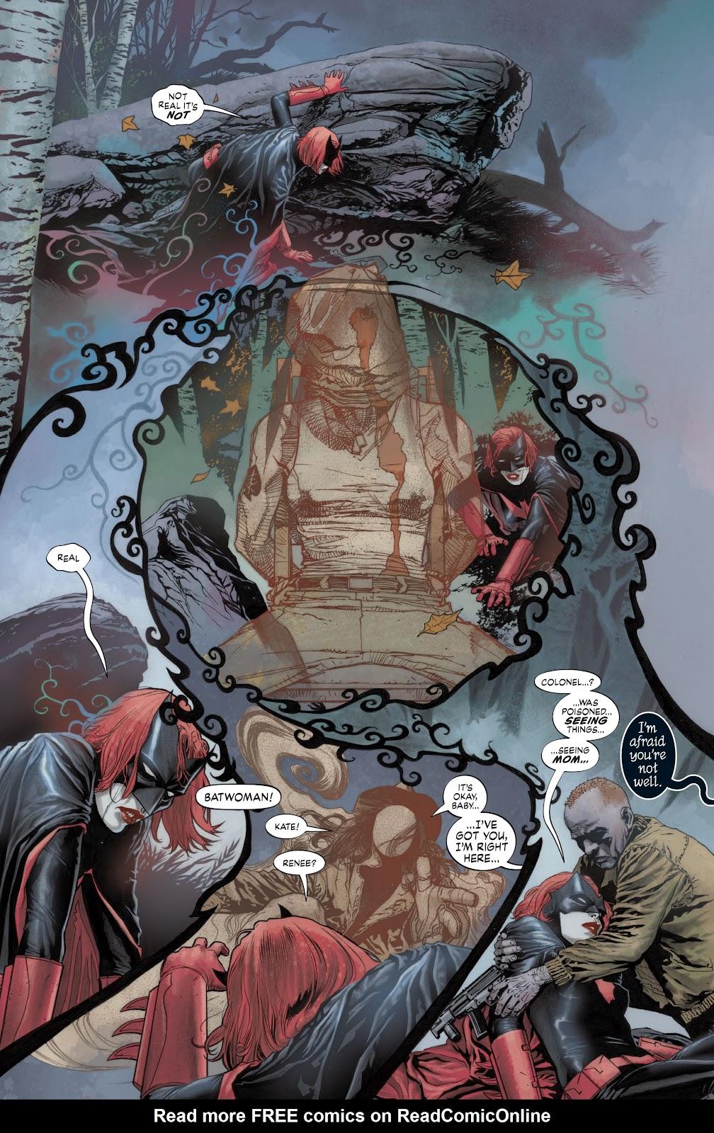 Read online Detective Comics (1937) comic -  Issue # _TPB Batwoman – Elegy (New Edition) (Part 1) - 42
