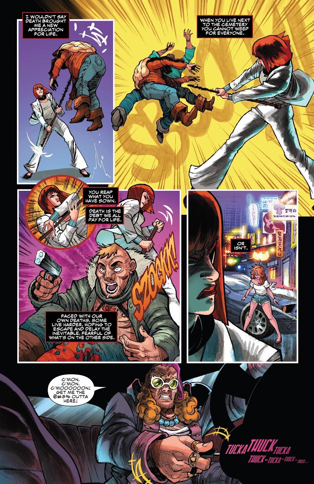 Read online Black Widow (2019) comic -  Issue #2 - 6