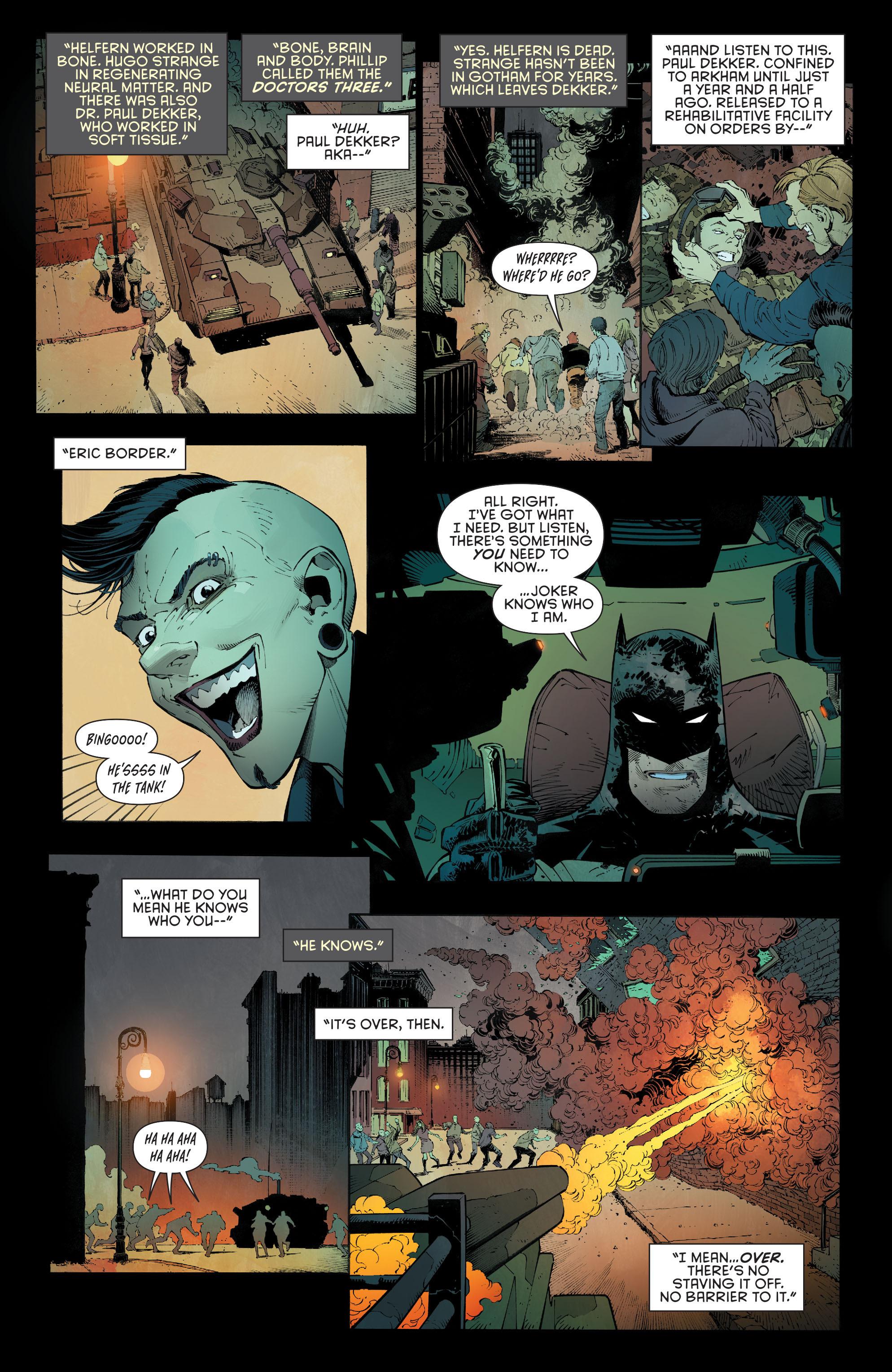 Read online Batman (2011) comic -  Issue # _TPB 7 - 89