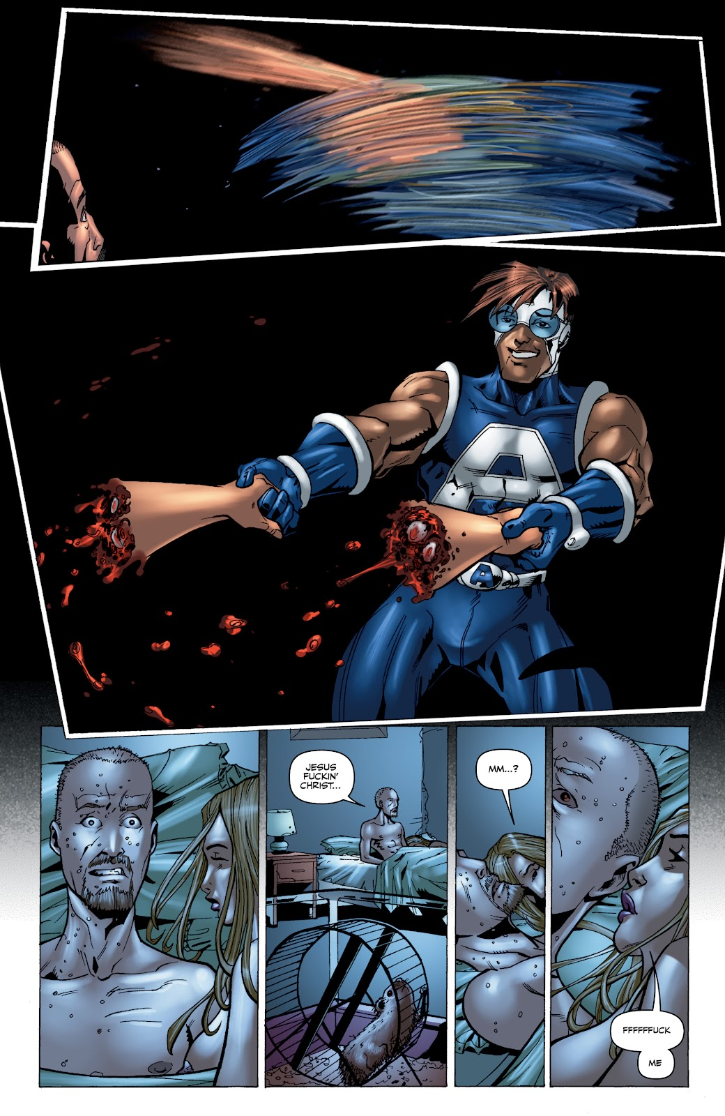 Read online The Boys Omnibus comic -  Issue # TPB 4 (Part 1) - 13