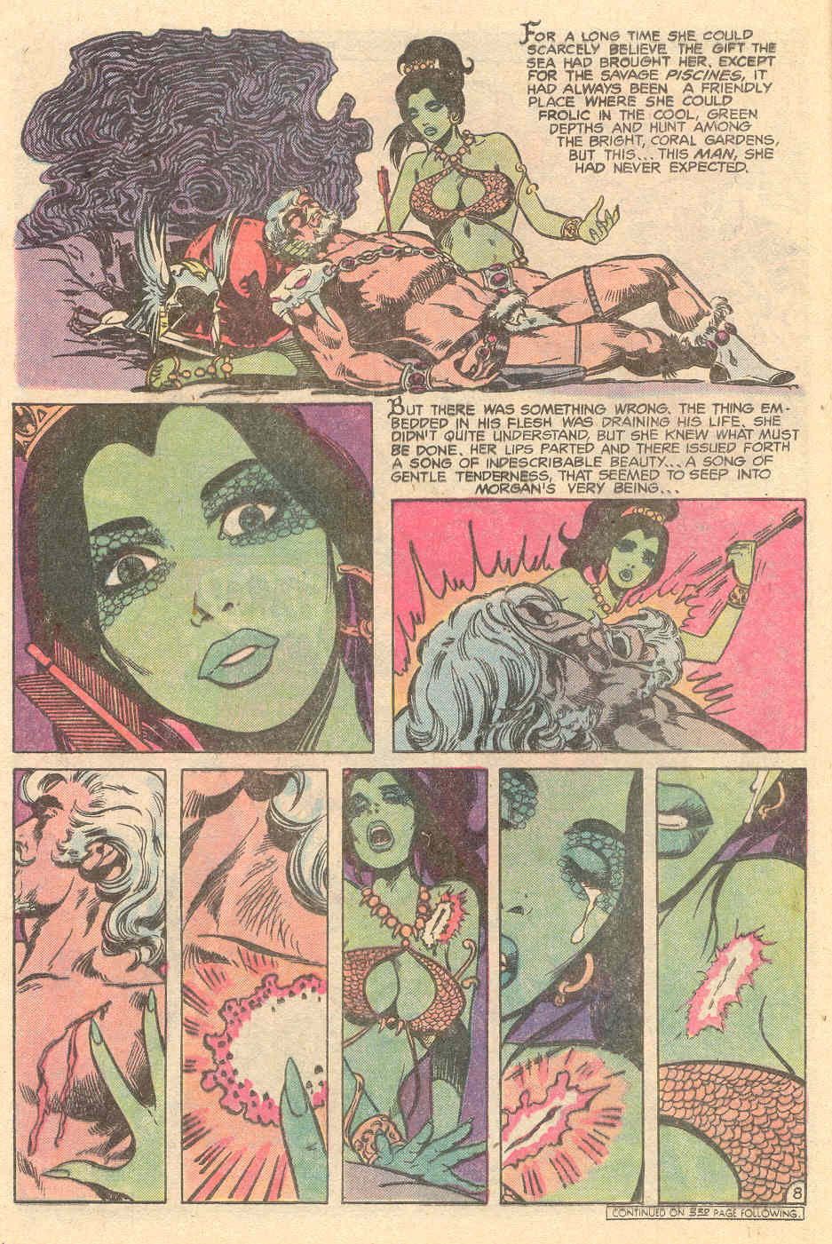 Warlord (1976) issue 24 - Page 9