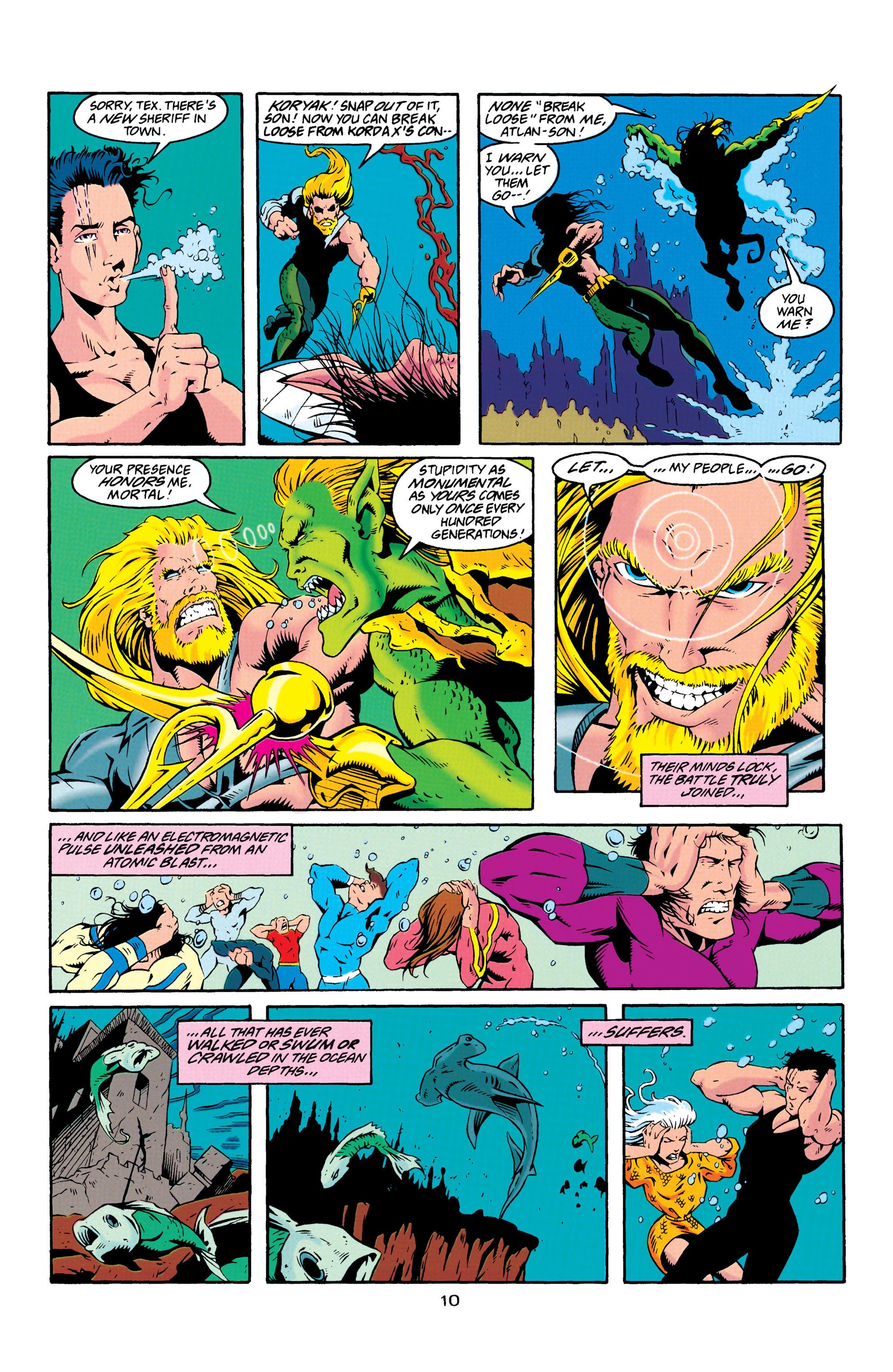 Read online Aquaman (1994) comic -  Issue #23 - 10