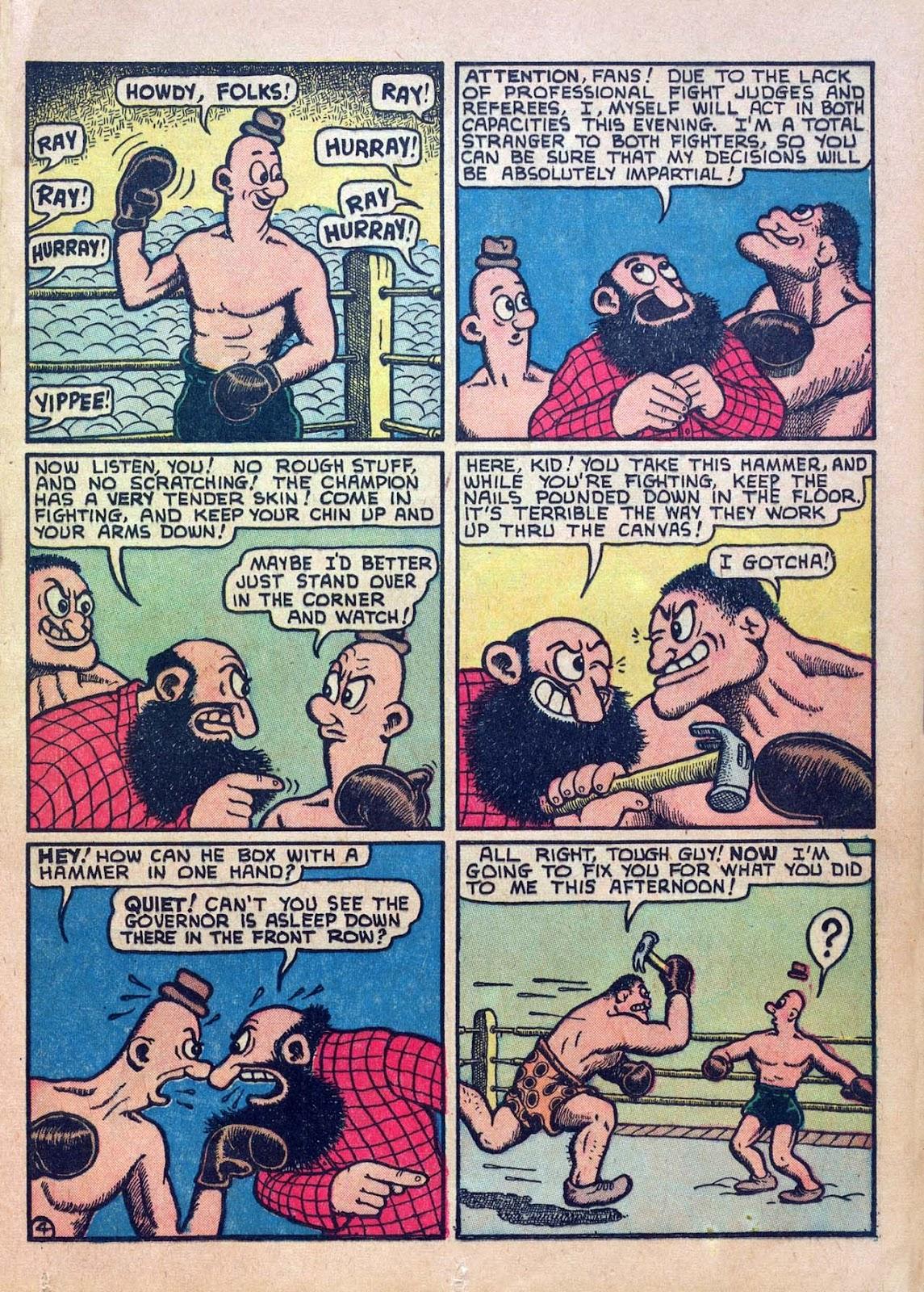 Read online Joker Comics comic -  Issue #1 - 25