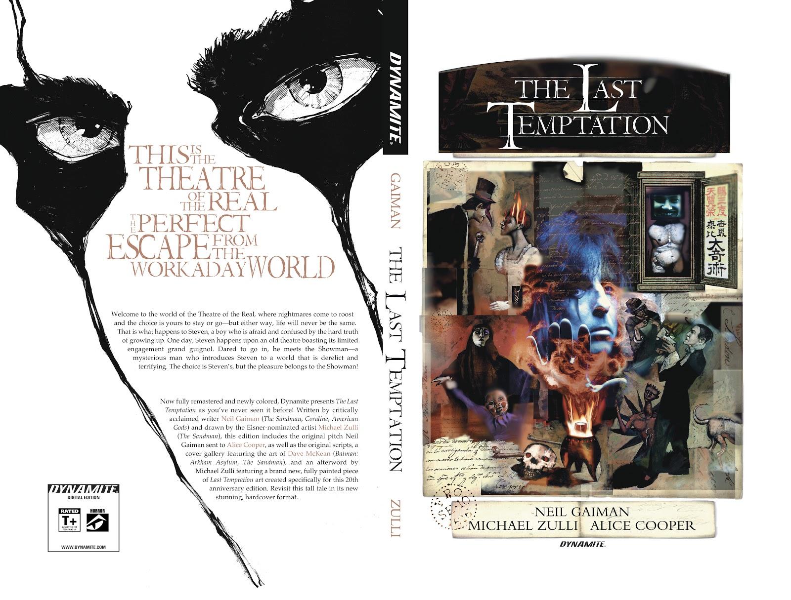 The Last Temptation _TPB Page 1