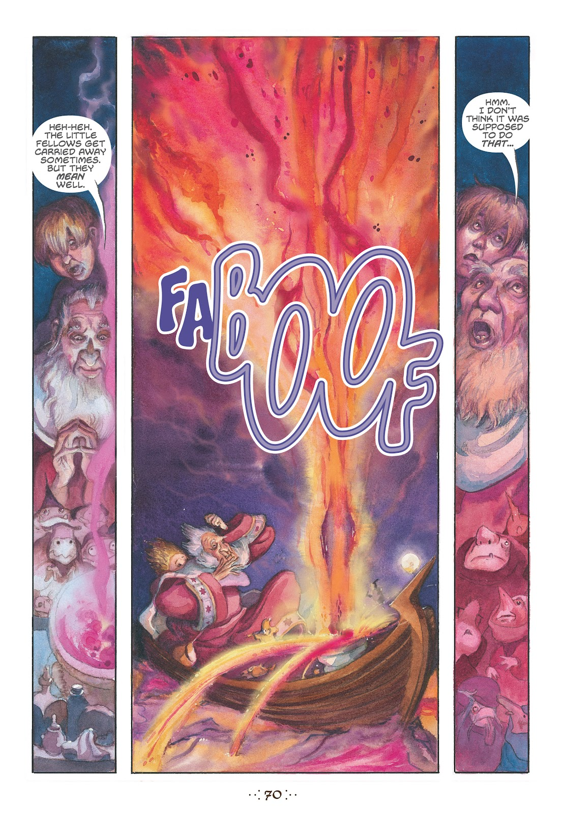 Read online The Wizard's Tale comic -  Issue # TPB - 67