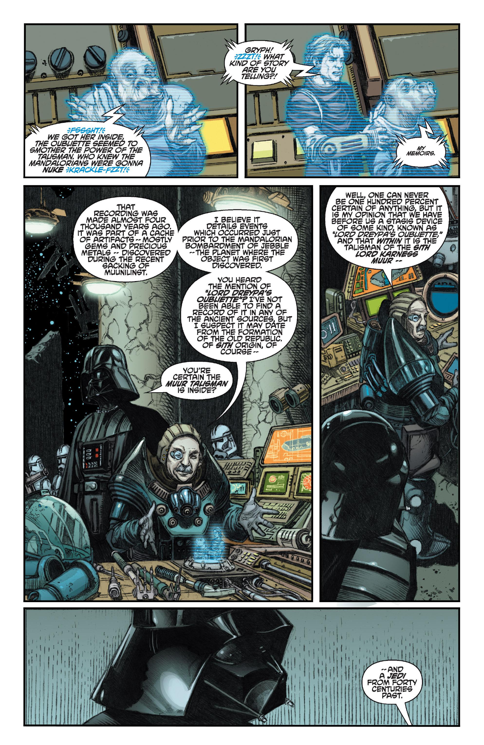 Read online Star Wars Omnibus comic -  Issue # Vol. 31 - 291