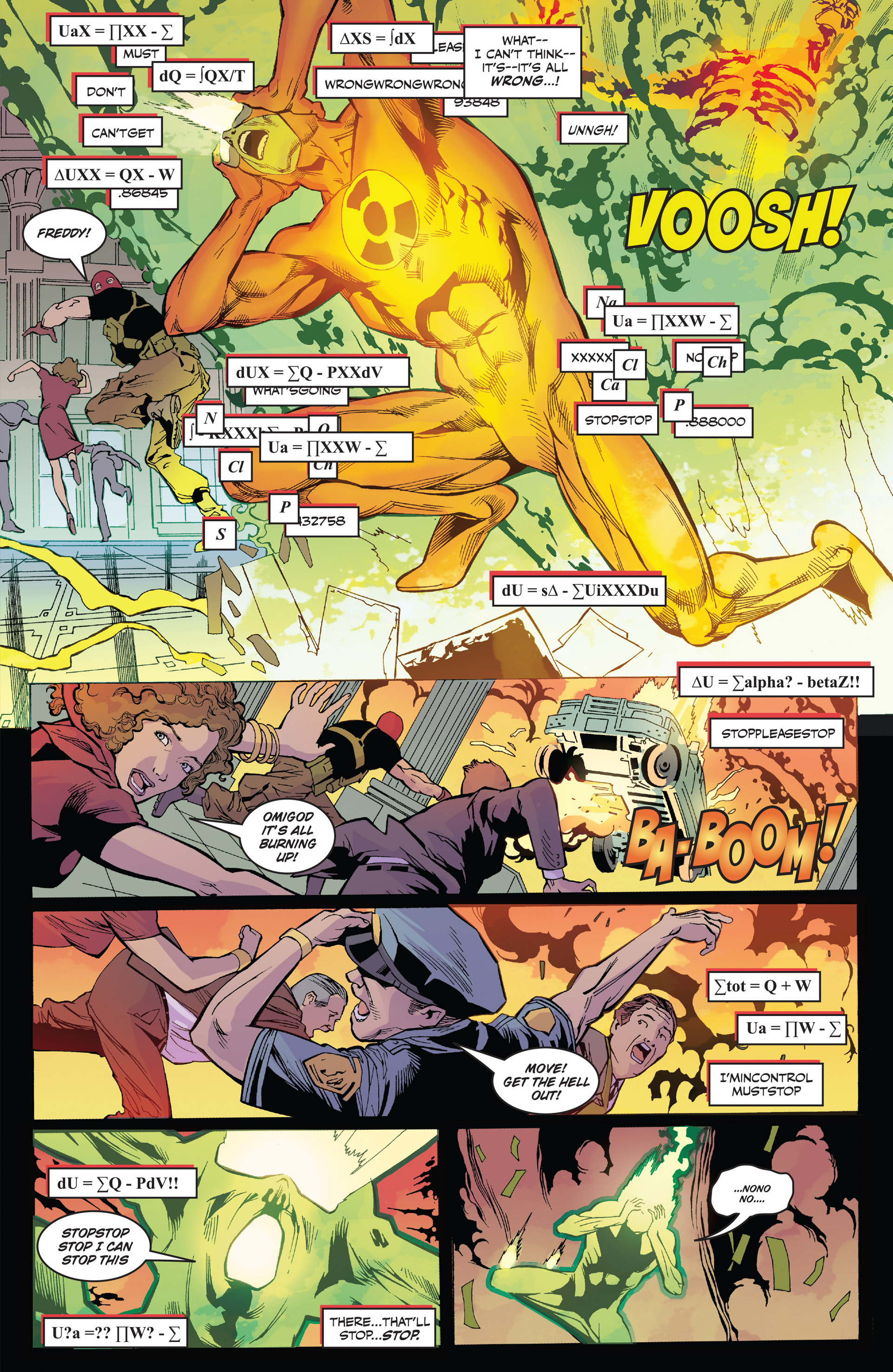 Read online Solar: Man of the Atom (2014) comic -  Issue #1 - 11