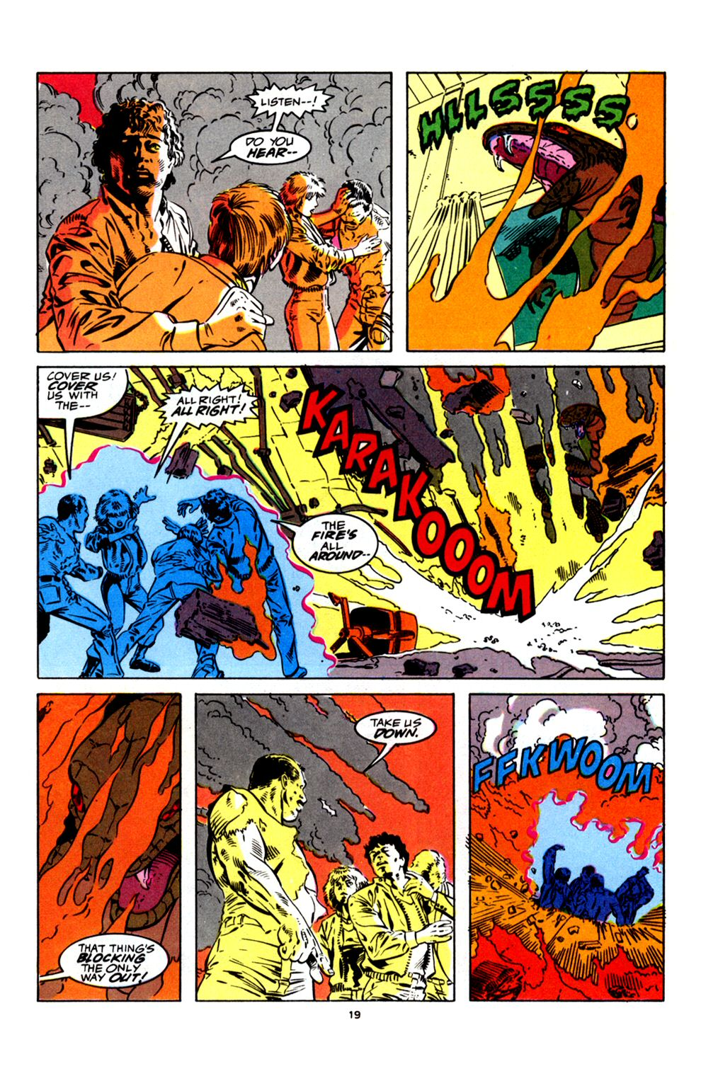 Read online Powerline comic -  Issue #4 - 21