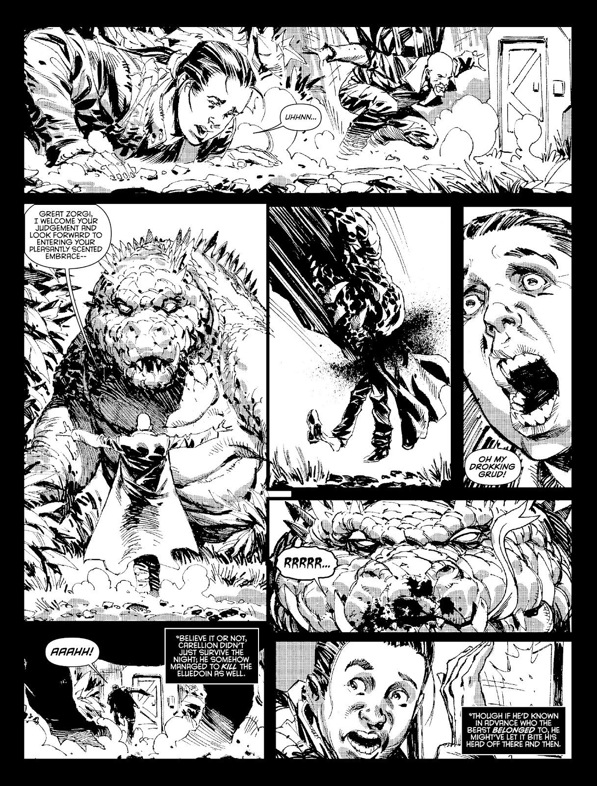 Judge Dredd Megazine (Vol. 5) Issue #381 #180 - English 32