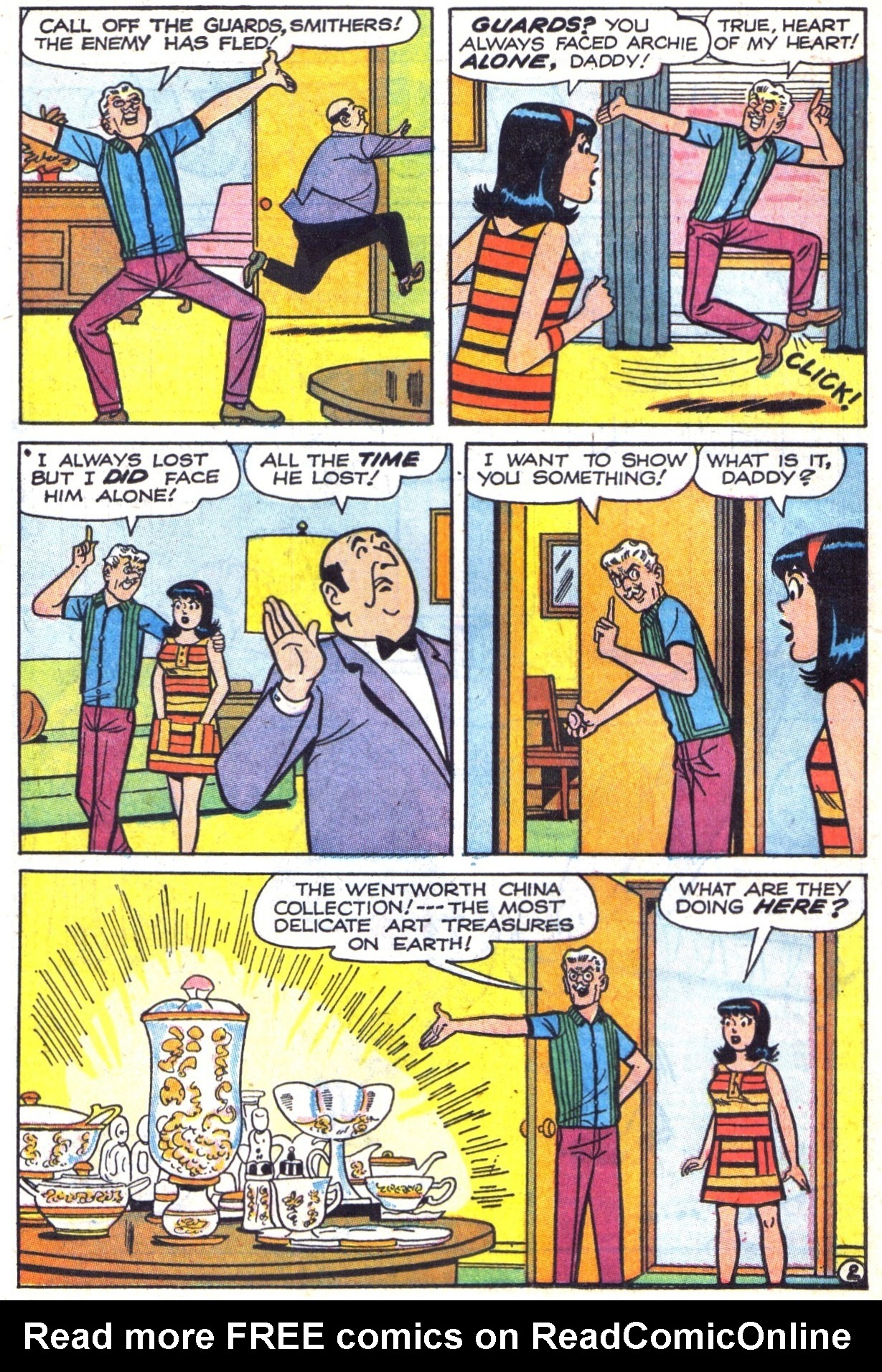 Read online Archie (1960) comic -  Issue #177 - 14