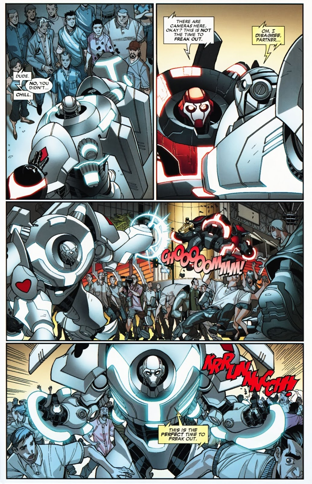 Read online Deadpool (2008) comic -  Issue #24 - 29
