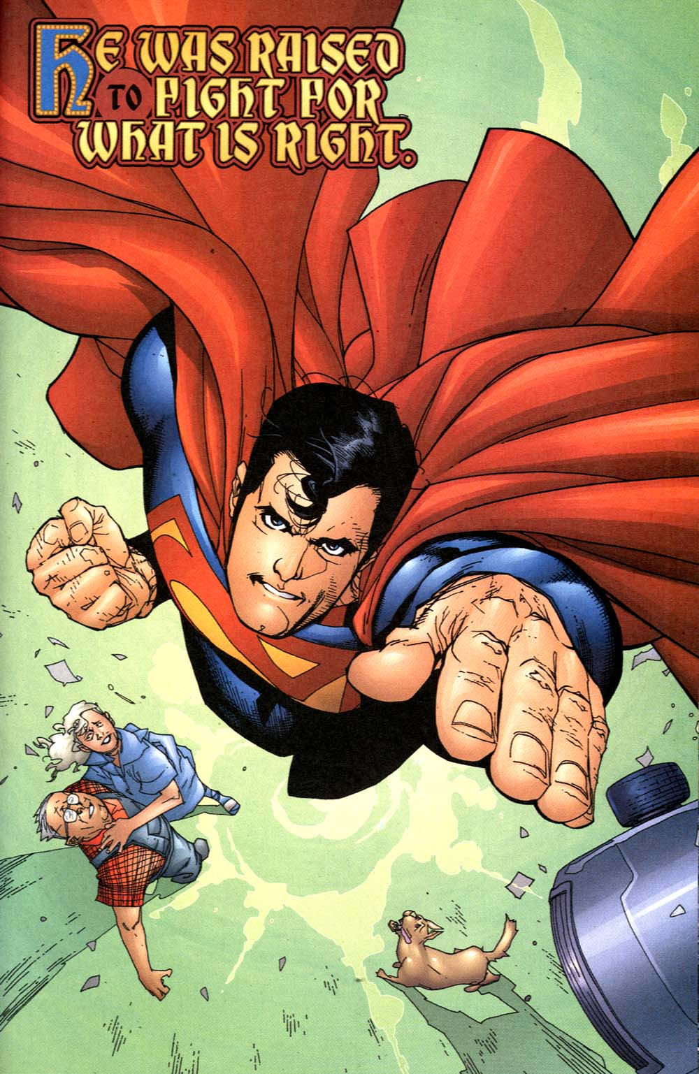 Read online Adventures of Superman (1987) comic -  Issue #600 - 50