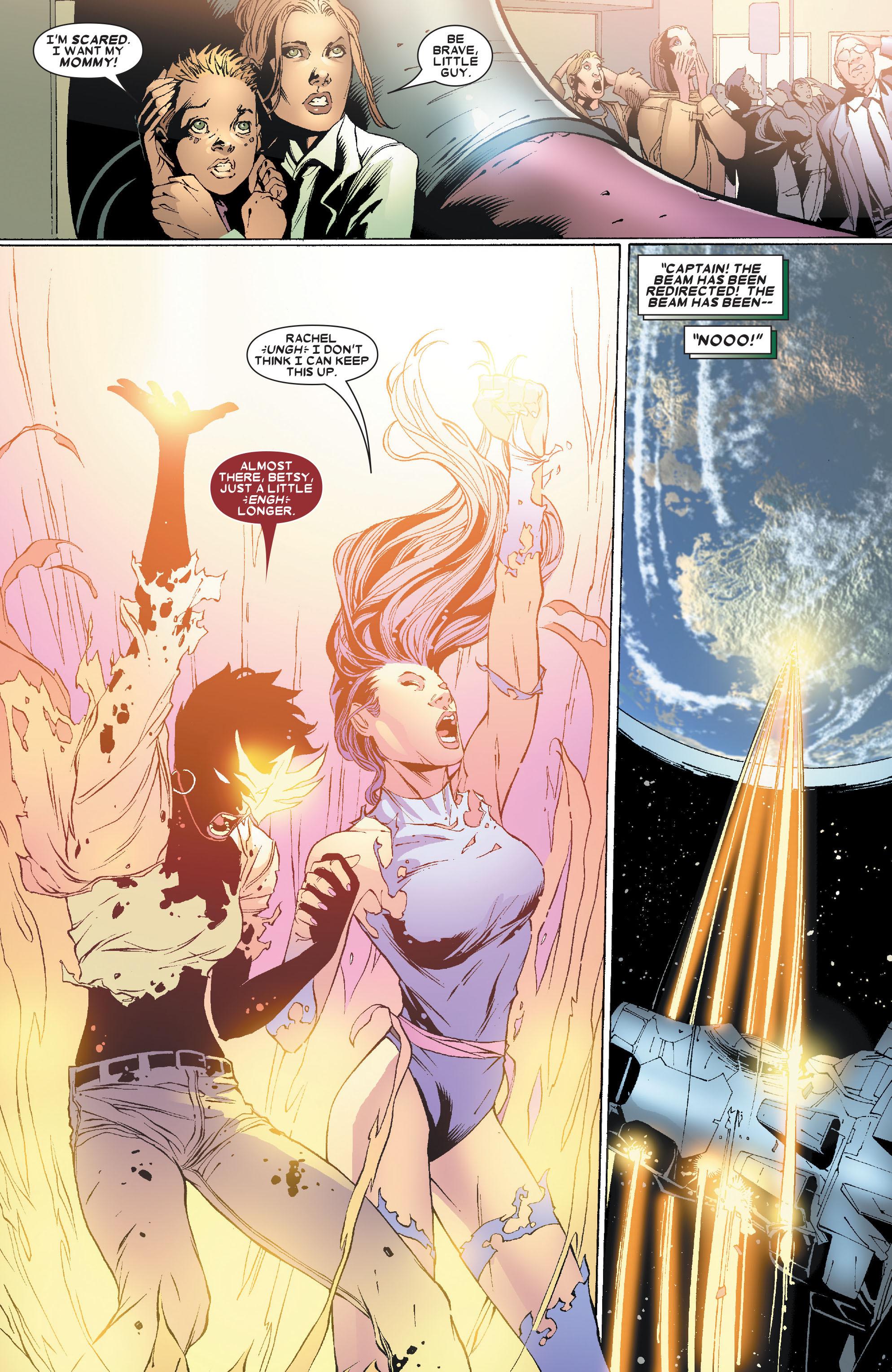 Read online Uncanny X-Men (1963) comic -  Issue #471 - 22