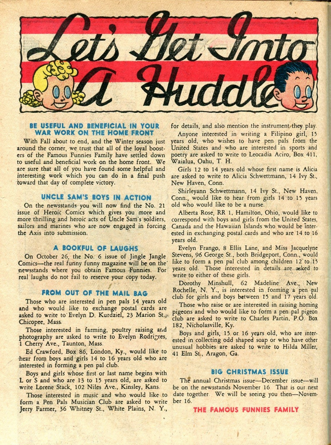 Read online Famous Funnies comic -  Issue #112 - 10