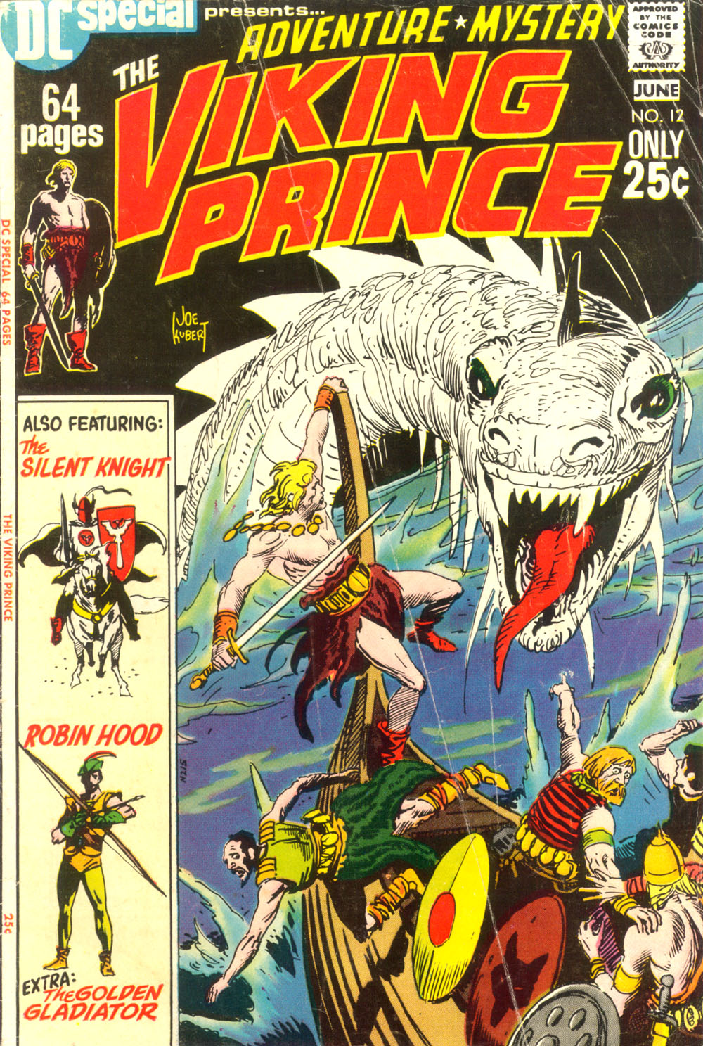 DC Special (1968) issue 12 - Page 1