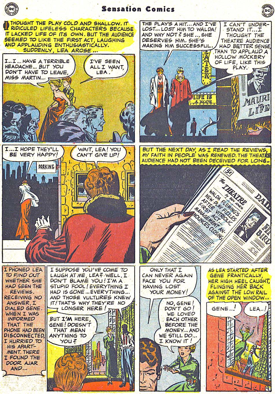 Read online Sensation (Mystery) Comics comic -  Issue #96 - 47
