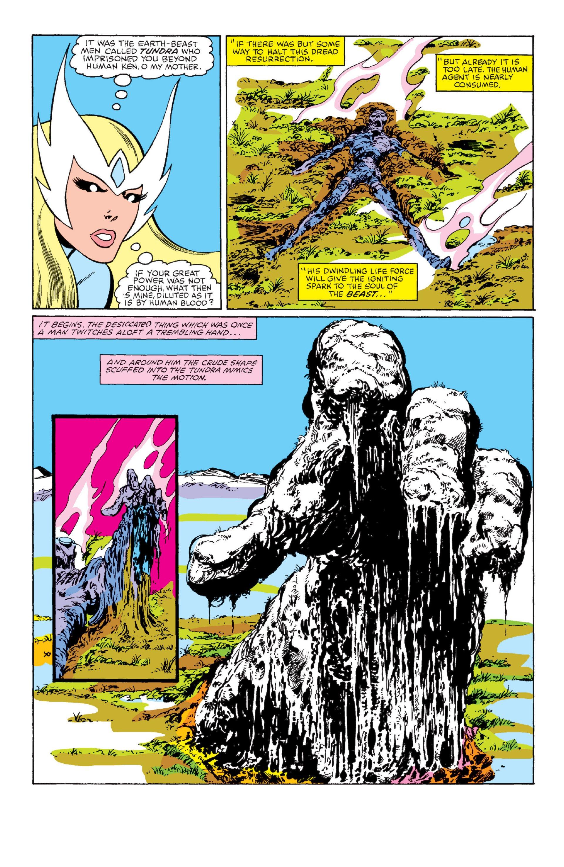 Read online Alpha Flight (1983) comic -  Issue #1 - 22