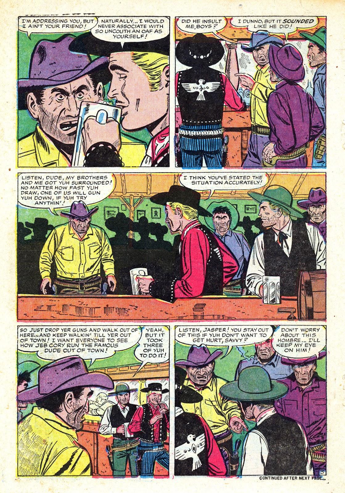 Gunsmoke Western issue 34 - Page 18