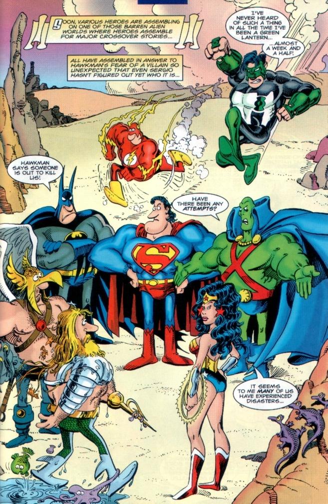 Read online Sergio Aragones Destroys DC comic -  Issue # Full - 30