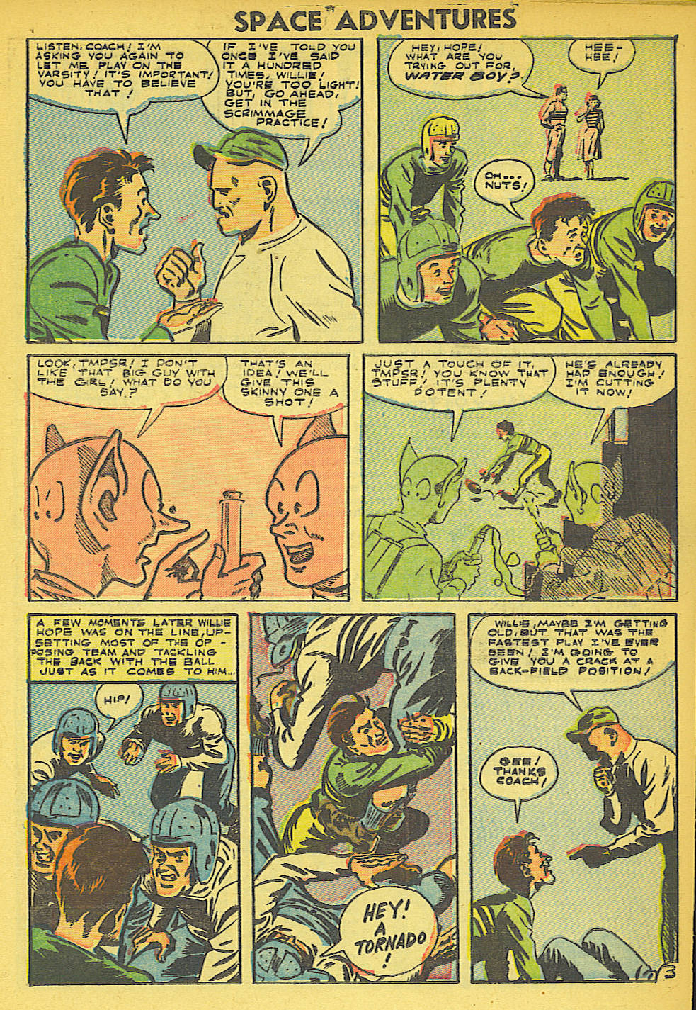 Space Adventures (1952) issue 21 - Page 21