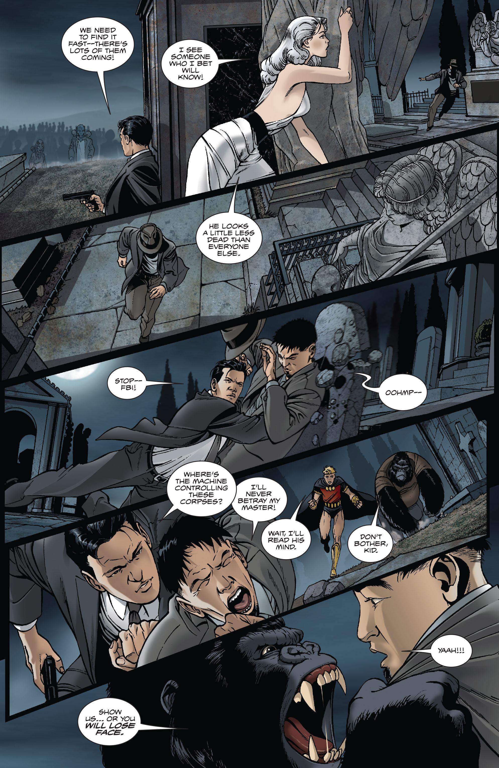 Read online Atlas comic -  Issue #2 - 22