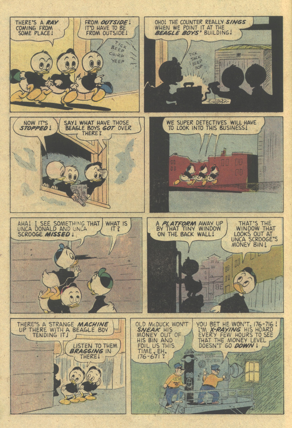 Read online Uncle Scrooge (1953) comic -  Issue #144 - 10