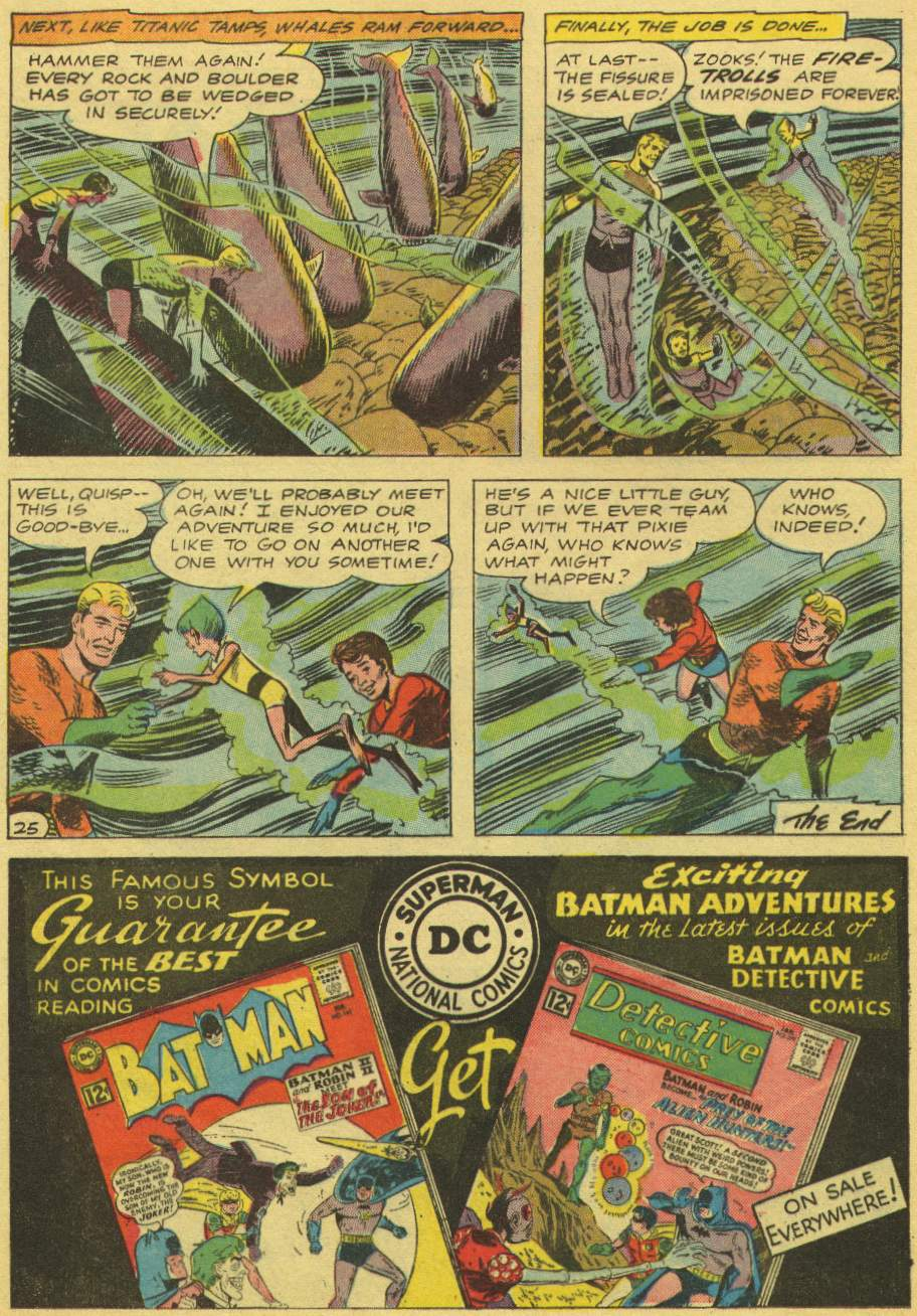 Read online Aquaman (1962) comic -  Issue #1 - 32