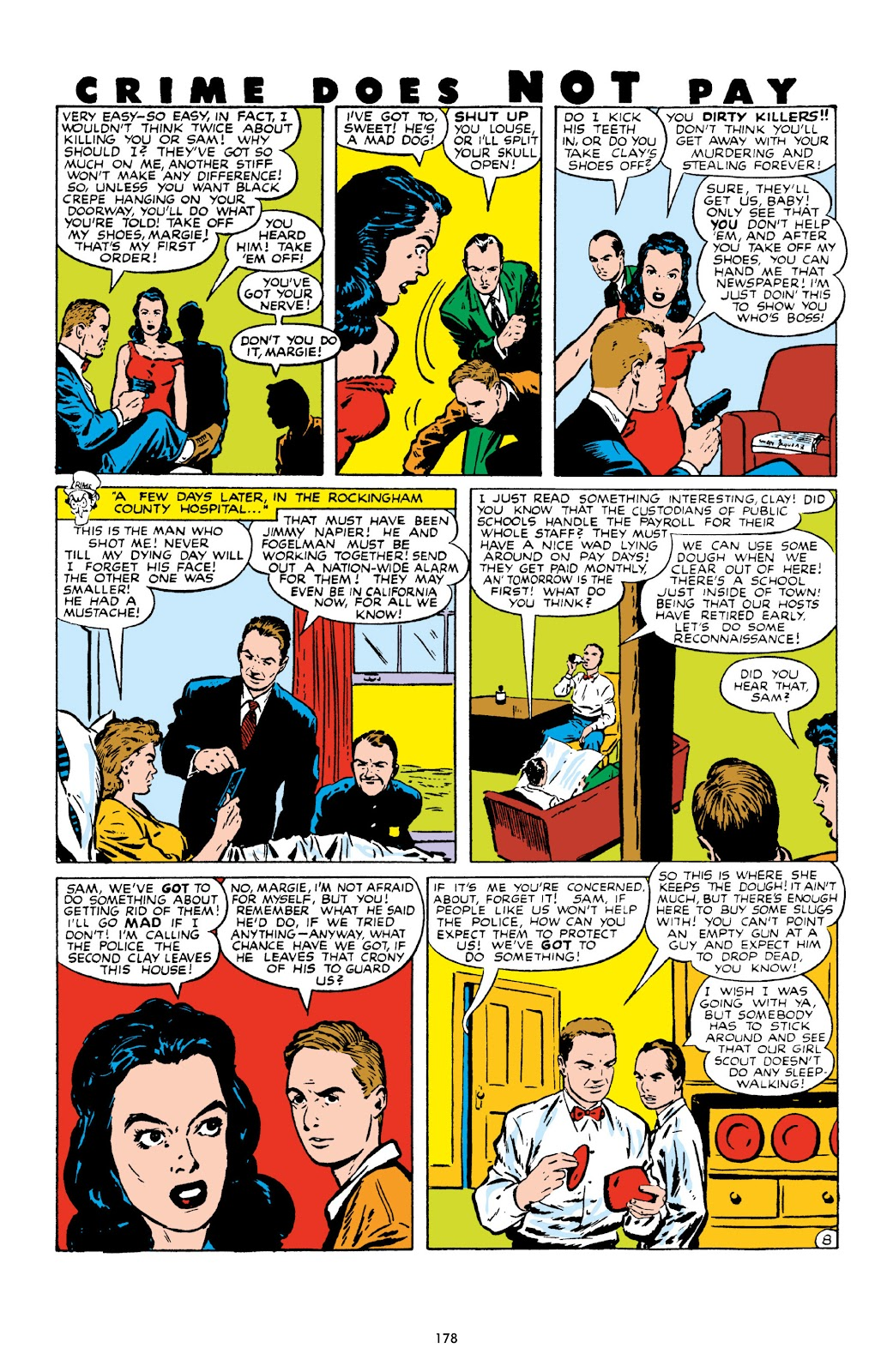 Read online Crime Does Not Pay Archives comic -  Issue # TPB 10 (Part 2) - 79
