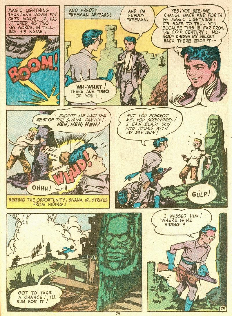 Read online Shazam! (1973) comic -  Issue #12 - 68