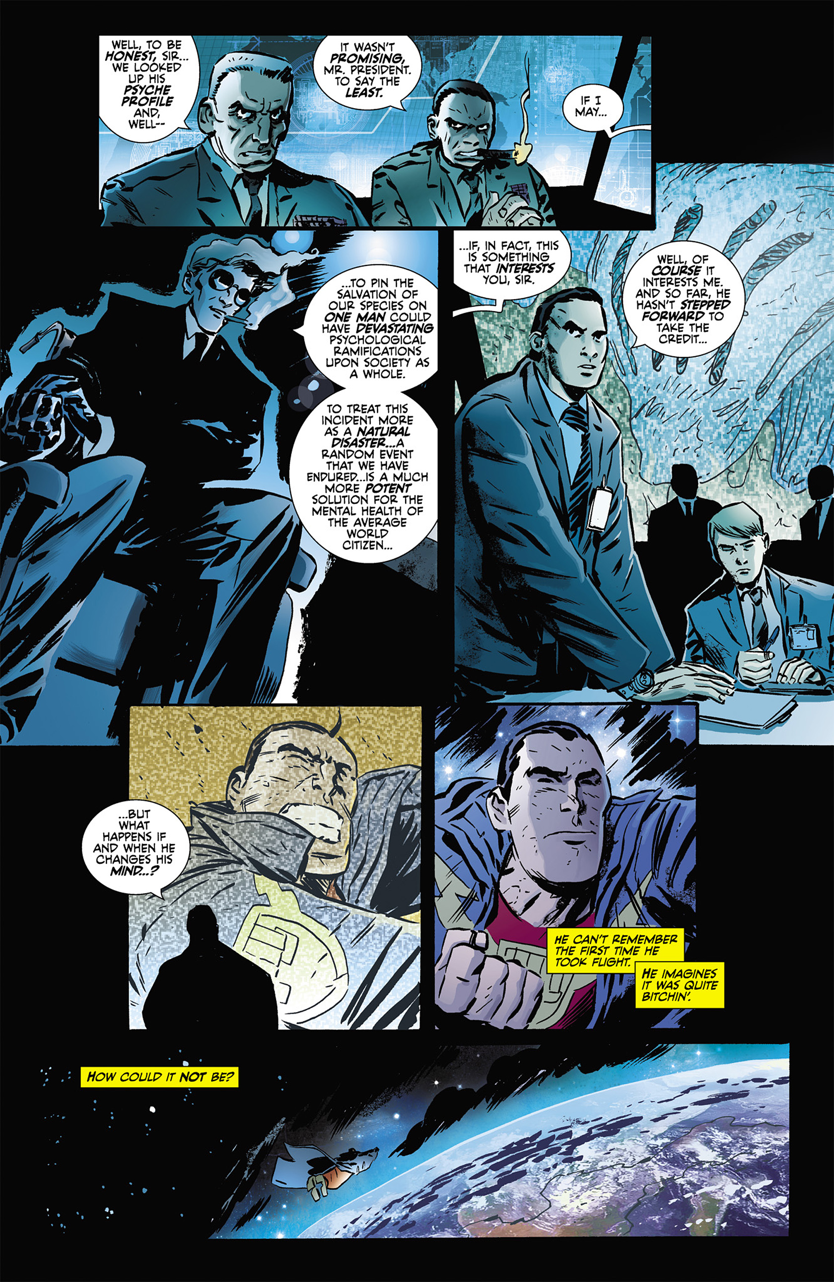 Read online Catalyst Comix comic -  Issue #2 - 7