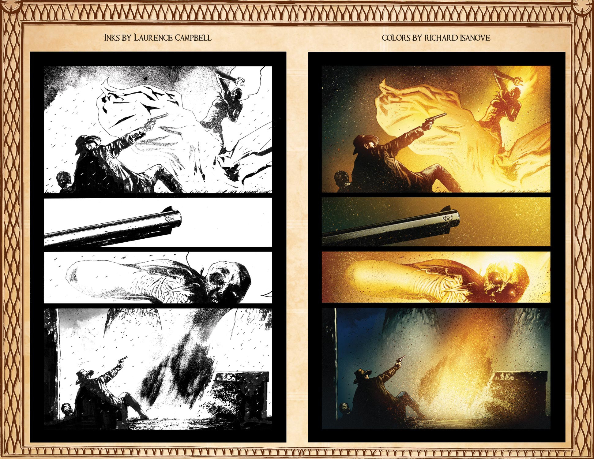 Read online Dark Tower: The Gunslinger - The Way Station comic -  Issue #5 - 28