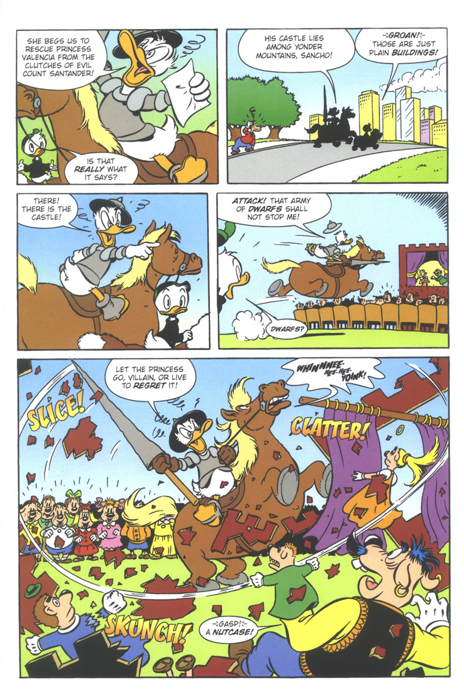 Read online Uncle Scrooge (1953) comic -  Issue #347 - 39