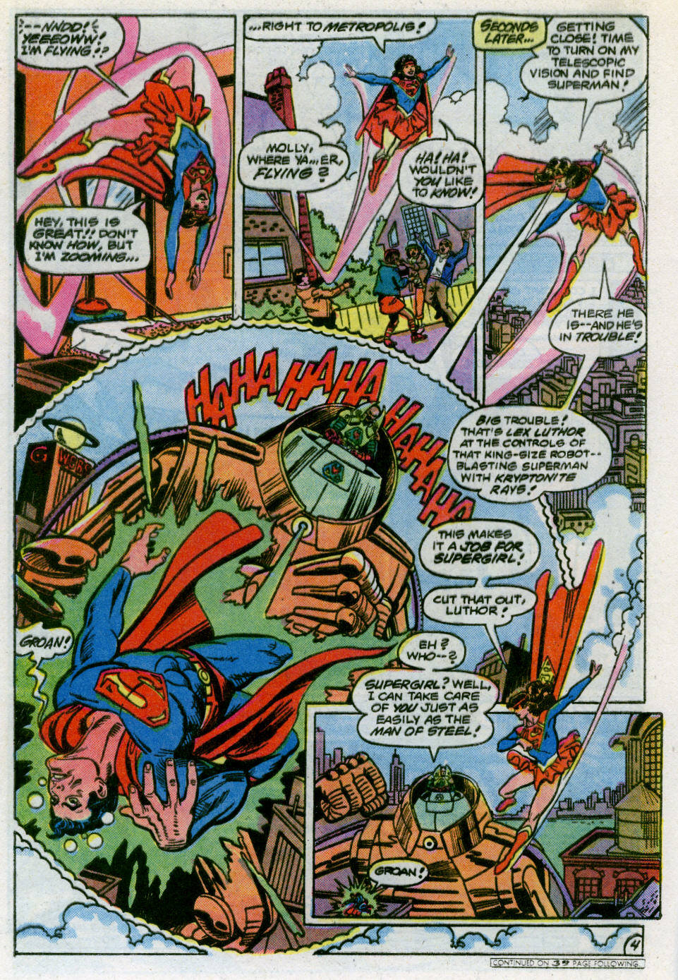 Read online Action Comics (1938) comic -  Issue #566 - 23
