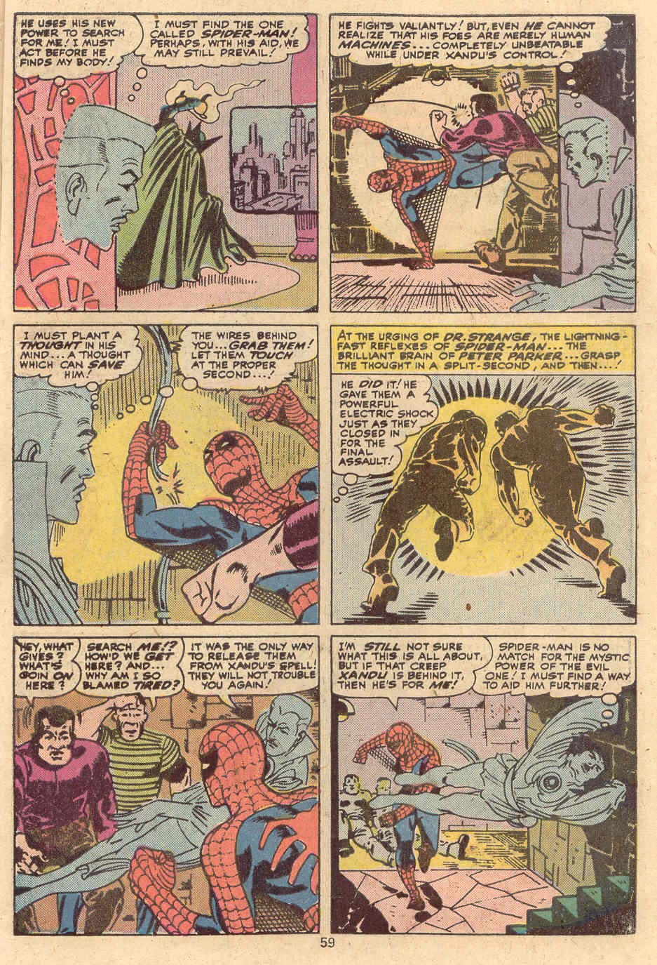 Giant-Size Spider-Man (1974) issue 4 - Page 49